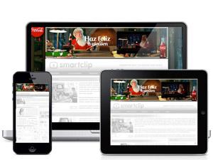 SKIN Y CABECERA COCACOLA EN HTML5