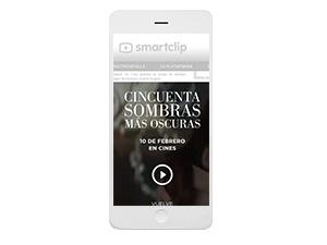 VIDEOWALL MOBILE 50 SOMBRAS MÁS OSCURAS
