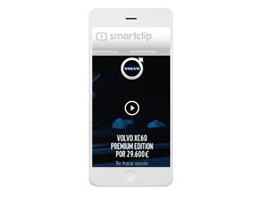 VIDEOWALL MOBILE VOLVO XC60