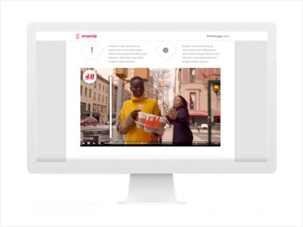 VPAID JS SHOPPABLE H&M