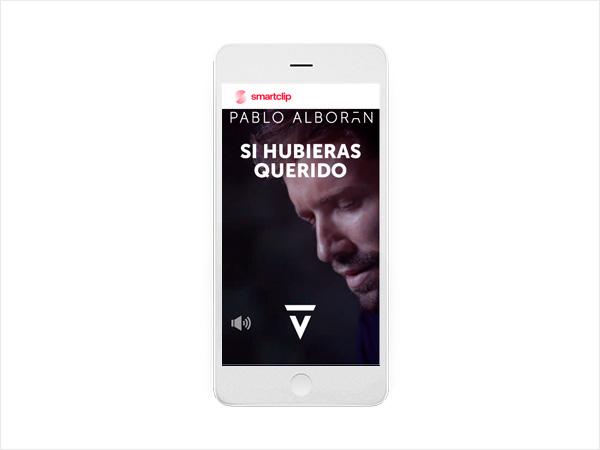 VIDEOWALL MOBILE PABLO ALBORÁN