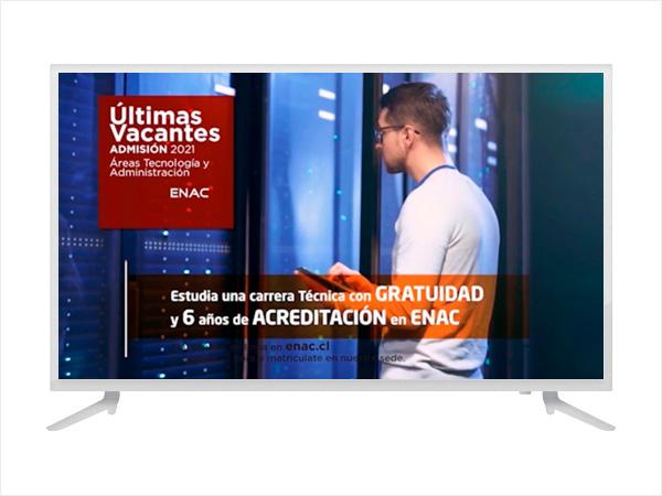 CTV CLICK TO VIDEO PARA ENAC
